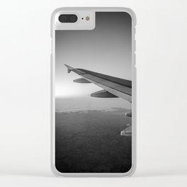 A320 Clear iPhone Case