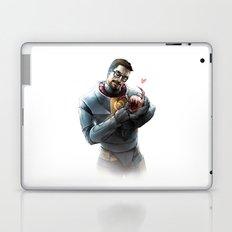 Gordon Freeman and Lamarr Laptop & iPad Skin