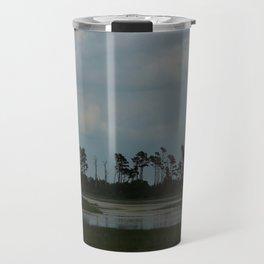 Assateague Island Swamp Travel Mug