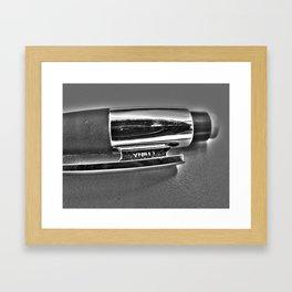 Subliminal Framed Art Print