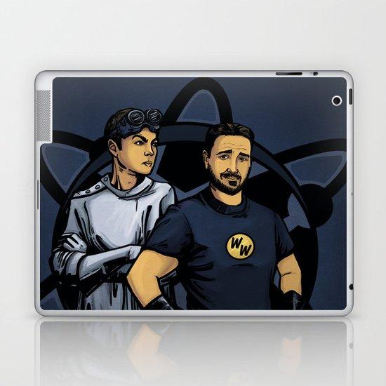 Dr. Cooper's Revenge Laptop & iPad Skin