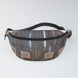 Rustic Old Country Barn Fanny Pack