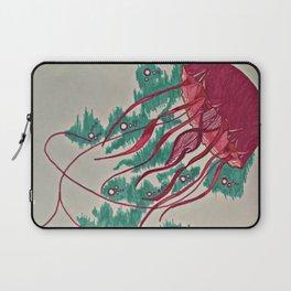 Colorful Jellyfish Laptop Sleeve