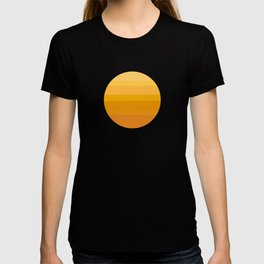 Minimal Sun T-shirt