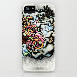Isolating the Collective Unconscious iPhone Case