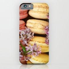 Pretty Macaroons iPhone 6s Slim Case