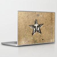 obey Laptop & iPad Skins featuring OBEY by Hazel Bellhop