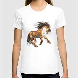 Mystical Horse .. fantasy T-shirt
