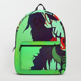 "ENCHANTRESS ""Suicide Squad"" Backpack"