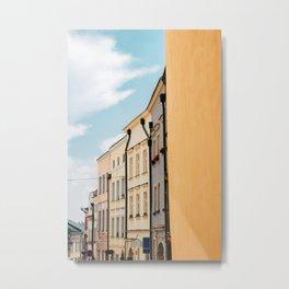 Olomouc old town Metal Print