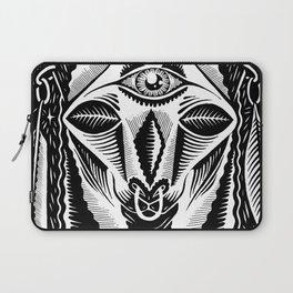 Llama King Laptop Sleeve