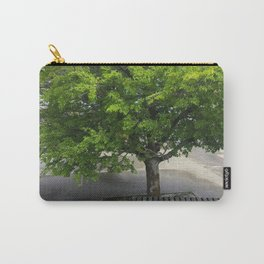 Seagull And The Tree Carry-All Pouch