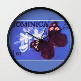 Myscelia Antholia Wall Clock