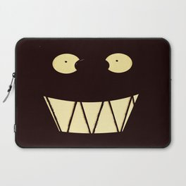 BLACK AND MEAN / Borderline Bill Laptop Sleeve