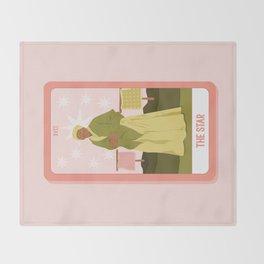 Tarot Card XVII: The Star Throw Blanket