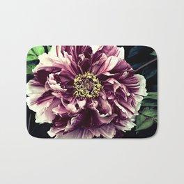 Peony Flower A103 Bath Mat