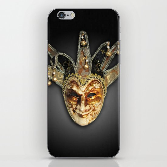 Harlequin iPhone & iPod Skin