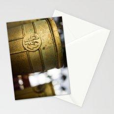 Ceremonial Bells, Japan  Stationery Cards