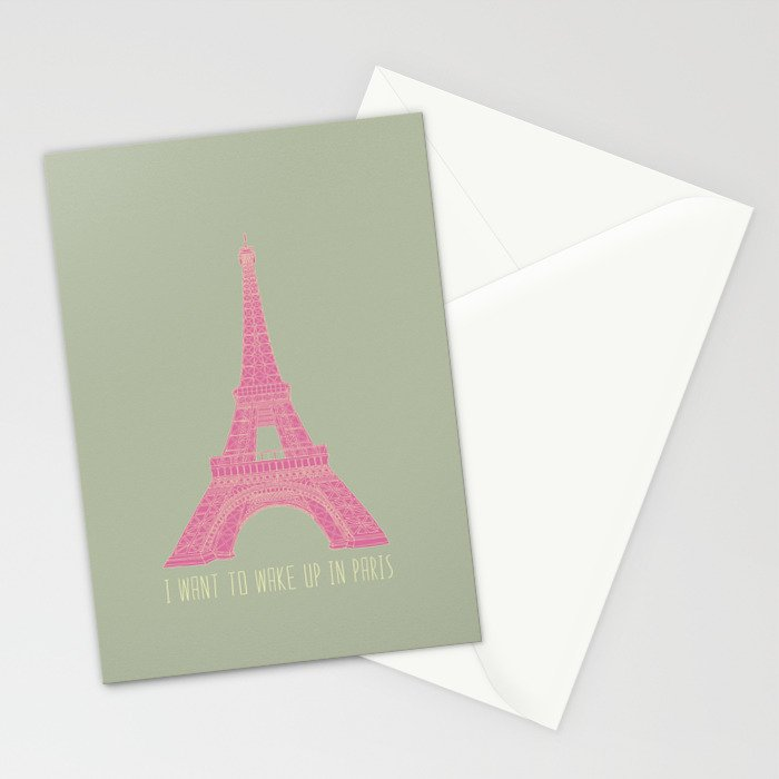 OUI OUI Stationery Cards