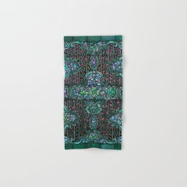 Louis Comfort Tiffany - Decorative stained glass 23. Hand & Bath Towel