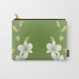 Dendrobium Memoria Princess Diana Carry-All Pouch