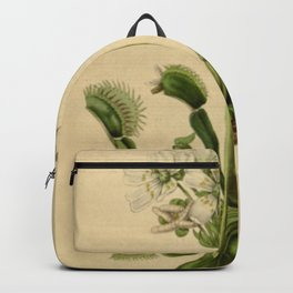Venus Fly Trap Backpack