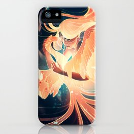 Hold Onto Innocence iPhone Case