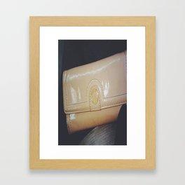 nine west Framed Art Print