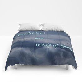 goose dreams Comforters