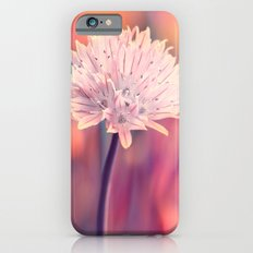 Chive blossom iPhone 6s Slim Case