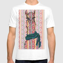 Llama Mix T-shirt