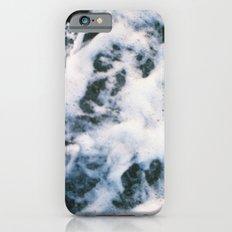 Standing on the shoreline iPhone 6s Slim Case