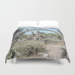 Joshua Tree Arch Duvet Cover