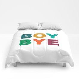 Boy Bye Comforters