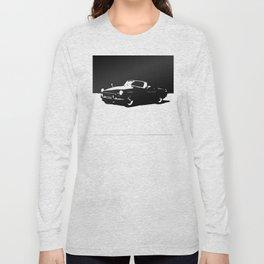 MGB, Black on Cream Long Sleeve T-shirt