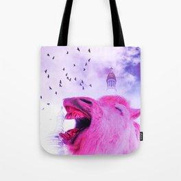Surreal pov Tote Bag