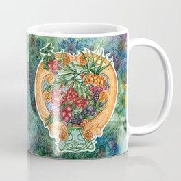 Art nouveau. Mors drink. Coffee Mug