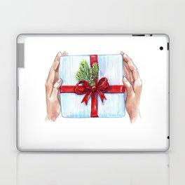 Cadeau du Nouvel An pour les proches. Laptop & iPad Skin