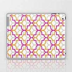 Moroccan Trellis Overlaps Laptop & iPad Skin