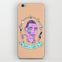 gucci iPhone & iPod Skins featuring Gucci Mane may or may not be guilty... by Brittney Maynard