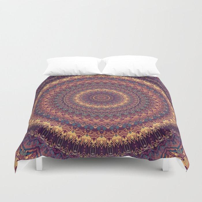 Mandala 590 Duvet Cover
