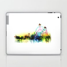 white fair. Laptop & iPad Skin