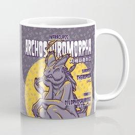 Dilophosaurus Coffee Mug