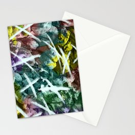 Tic-tac-toe Stationery Cards