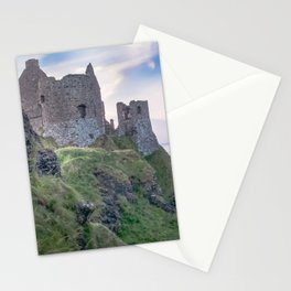 Twilight at Dunluce Castle Stationery Cards