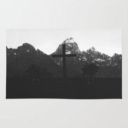 Mountain Religion Rug