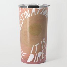 American Dreamers // Dr. Zubrin Travel Mug