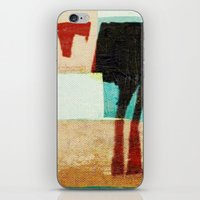 aries iPhone & iPod Skins featuring Aries by Fernando Vieira