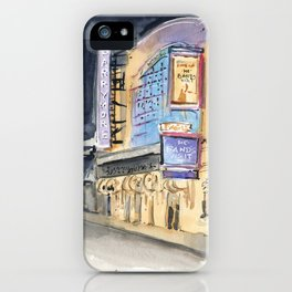 The Band's Visit - Broadway iPhone Case