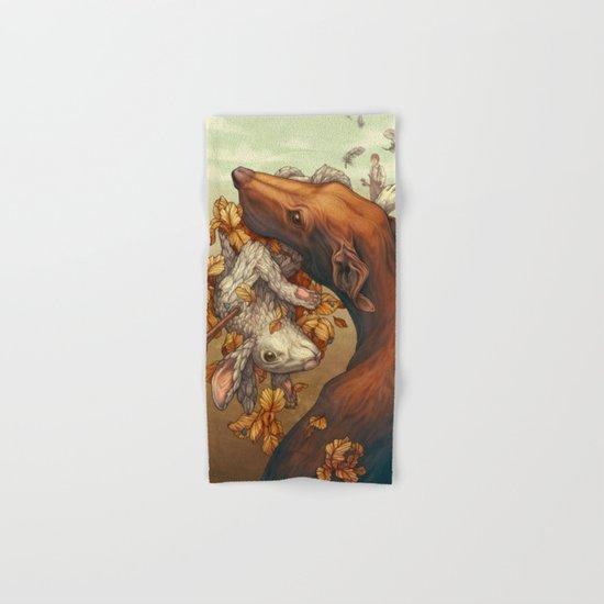 Lepus Hand & Bath Towel